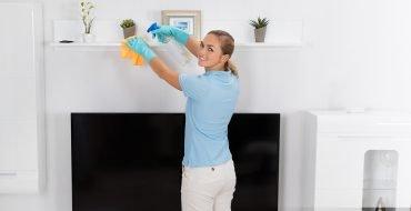 ניקוי בית לאחר שיפוץ