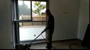 ניקיון בתים לאחר שיפוץ - cleaning service