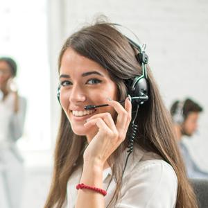 יצירת קשר, מענה טלפוני, שירות לקוחות