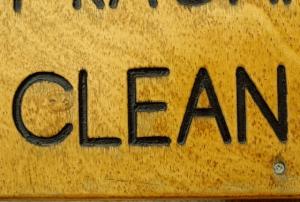 ניקיון - clean
